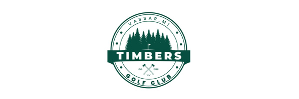 Timbers Golf Club | Frankenmuth Michigan Golf Logo